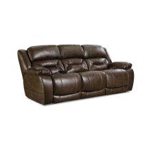 158-37-21  Double Reclining Power Sofa