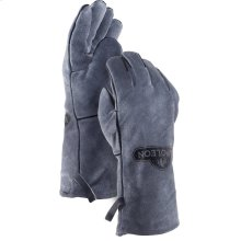 Genuine Leather BBQ Gloves