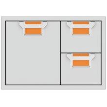 "30"" Aspire Combo Door/Drawer - AESDR Series - Citra"