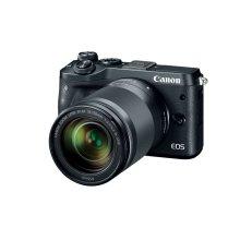 Canon EOS M6 EF-M 18-150mm f/3.5-6.3 IS STM Lens Kit Black EOS M Series Digital Cameras
