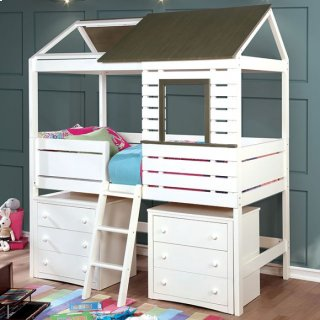 Farem Twin Size House Bed