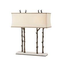 Winter Table Lamp