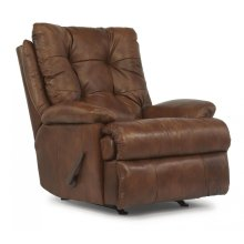 Clarke Leather Rocking Recliner