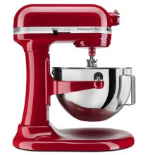 Professional 5™ Plus Series 5 Quart Bowl-Lift Stand Mixer - Empire Red