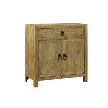 Single Old Elm Cabinet