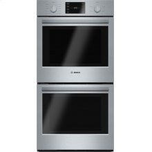 500 Series Double Wall Oven 27'' Stainless steel HBN5651UC