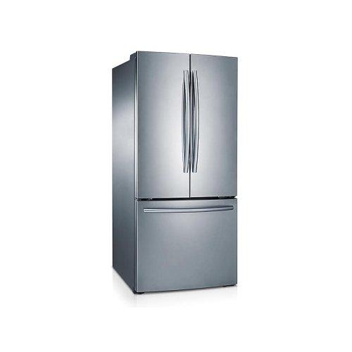 22 cu. ft. French Door Refrigerator in Stainless Steel