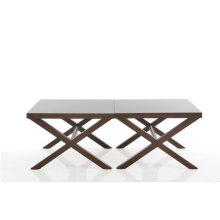Xavier Square Accent Table 2-pack
