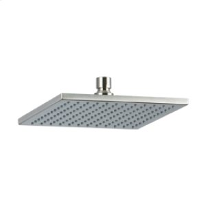"8"" Square Shower Rainhead - Brushed Nickel Product Image"