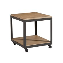 Rafter Bastrop End Table