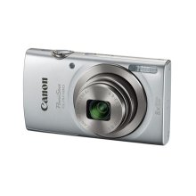 Canon PowerShot ELPH 180 Silver Digital Camera
