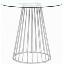 """Gio Counter Height Table - 40"""" W x 40"""" D x 37"""" H"""