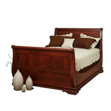 Legacy Heirloom Sleigh Bed with high headboard