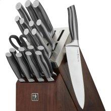 Henckels International Graphite 20-pc Knife block set