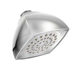 "Moen chrome one-function 4-1/16"" diameter spray head eco-performance showerhead Product Image"