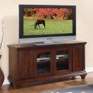 Windward Bay - 63-inch TV Console - Warm Rum Finish Product Image
