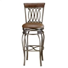 "24"" Montello Swivel Counter Stool"