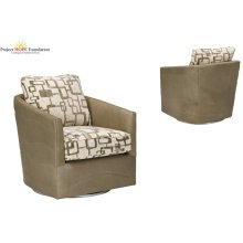 Float Swivel Chair (Project Foundation Collection)