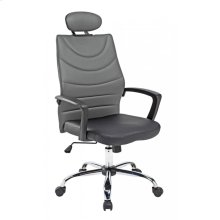 Modrest Ernst Modern Black Office Chair