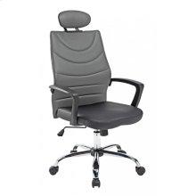 Modrest Ernst Modern Black Office Chair