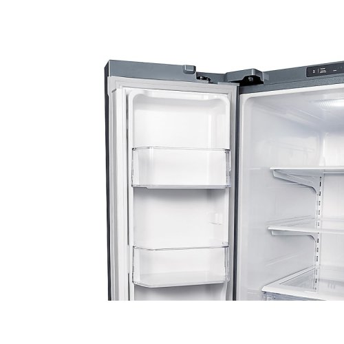 22 cu. ft. French Door Refrigerator in Stainless Steel