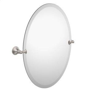 Glenshire brushed nickel mirror Product Image