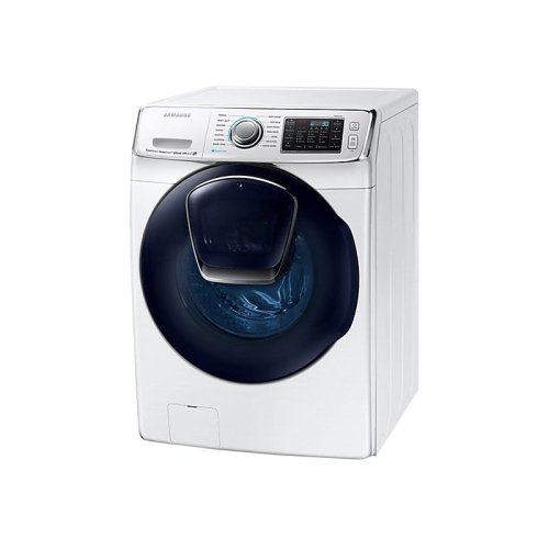 5.0 cu. ft. AddWash Front Load Washer in White