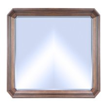 Mirror w/Jewelry Storage