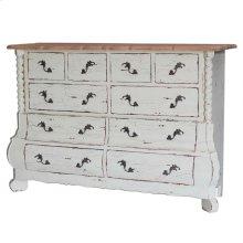 Bayswater 10 drawer dresser