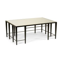 Chelsea Cocktail Table - Bronze