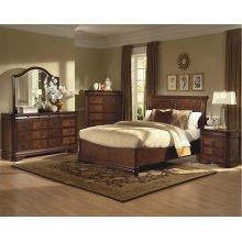 Sheridan California King Storage Bed