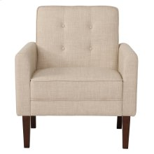 Joyce Accent Chair in Beige