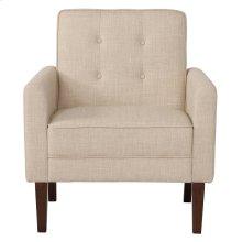 Joyce Accent Chair in Beige
