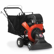 DR Leaf and Lawn Vacuum with Electric Start