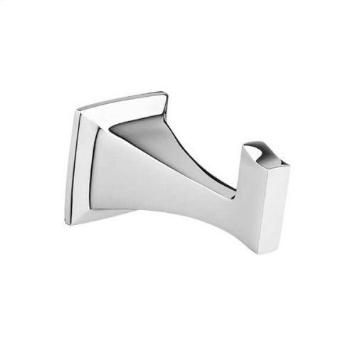 Keefe Robe Hook - Polished Chrome