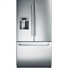36' Standard Depth French Door Bottom Freezer 800 Series - Stainless Steel