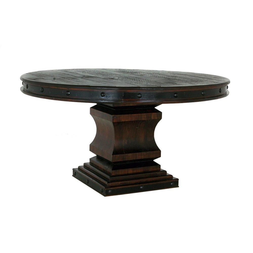 Gran Hacienda Large Pedestal Table