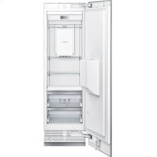 24-Inch Built-in Panel Ready Freezer Column with Ice & Water Dispenser, Right Side Door Swing