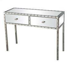 Riveting Console Table