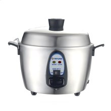 6-Cup Stainless Steel Multi-Functional Cooker