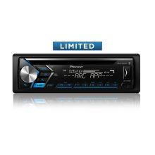 CD Receiver with Improved Pioneer ARC App Compatibility, MIXTRAX ® , Built-in Bluetooth ®