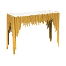 Waterfall Console Table