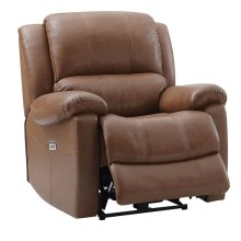 E1716 Xan Pwr Chair 177136lv Peanut Brown