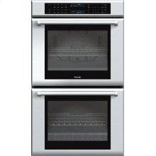 Masterpiece Series 30 inch Double Wall Oven ME302EP - Stainless Steel