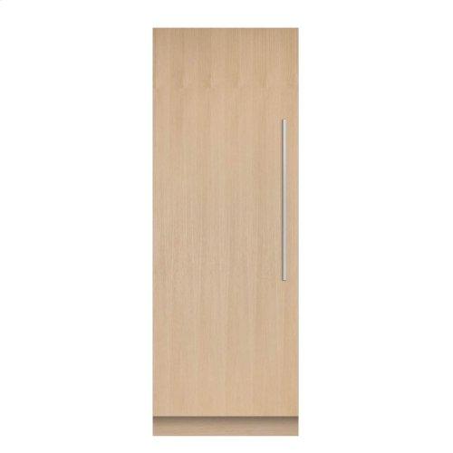 "Integrated Column Freezer 30"""