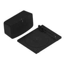 Black- Vinyl Set