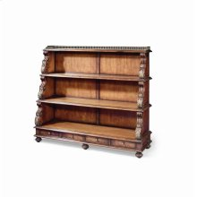 Regency Revival Bookshelf