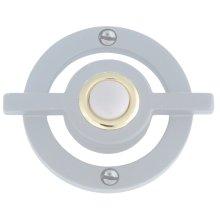 Avalon Door Bell - Brushed Nickel