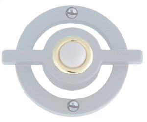 Avalon Door Bell - Brushed Nickel Product Image