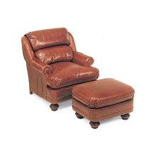 Blayne Chair & Blayne Ottoman